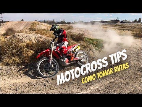 Motocross Tips: Como tomar curvas con zanja!   |BABUN96