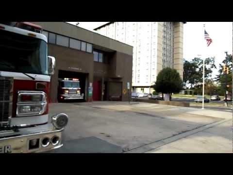 Charlotte Engine 4 Responding