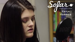 Kayla Korpics - Easier To Say Goodbye | Sofar Tampa