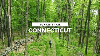 Solo Hiking the 60km Tuฑxis Trail - Connecticut Blue-Blazed Trail System