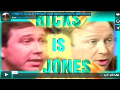 Irrefutable Proof That Bill Hicks Is Alex Jones | Woke Show Episode 1