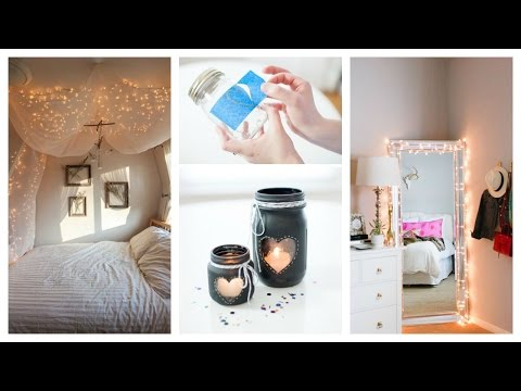 HOW TO DECORATE YOUR UNI ROOM|AD