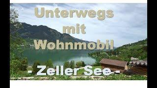 Unterwegs mit Wohnmobil | Frühling am Zeller See | Panorama Camp | HD