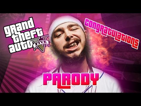 Post Malone - Congratulations feat. Quavo PARODY!