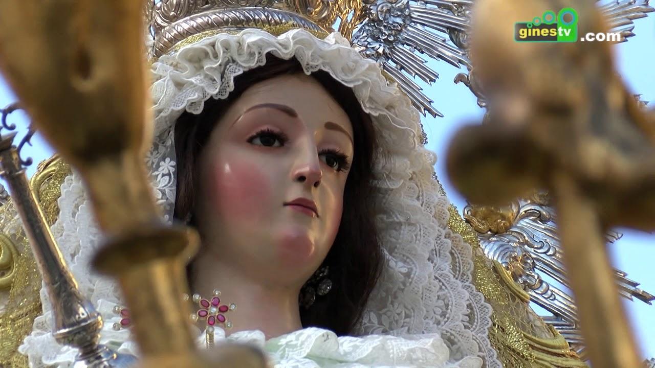Domingo de Resurreccion 2018 en Gines (COMPLETO)