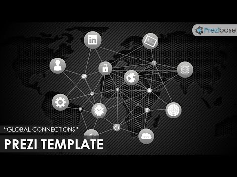 Global Connections - Prezi Template