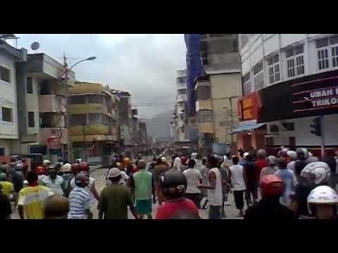 Ambon Kerusuhan 2011