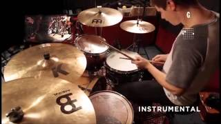 Bateria - No Other Name / Tutorial Hillsong Instrument Parts