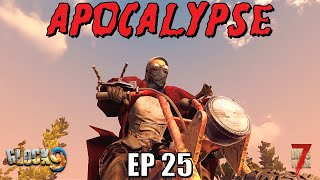 7 Days To Die - Apocalypse EP25 (Alpha 18)