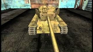 TK.World of Tanks.Американский средний танк 5 уровня M7