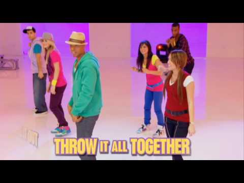 HANNAH MONTANA | The Movie Hoedown Throwdown Instructional | Official Disney UK