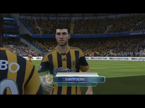 FIFA 14 Carreira com Chelsea #2 Começa a Premiere League