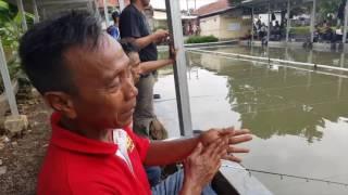 Tips mancing mas oleh Pak Ronny dan Mancing Bareng BAC Bogor Angler Community