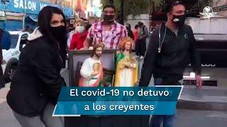 El Metro informó sobre el cierre del acceso norponiente, salida a la Plaza de San Hipólito de la estación Hidalgo, para evitar que la gente acuda a festejar a San Judas Tadeo