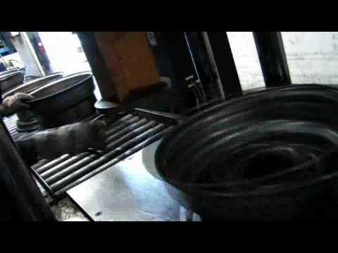 U.S. WHEEL STEEL FACTORY