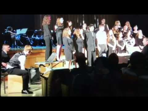 Stissing Mountain High School Spring concert 2017 Royals part 3