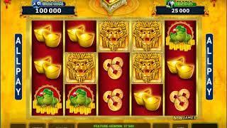 Asian Fortunes kostenlos spielen - Novomatic / 707 Games