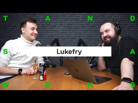 Lukefry: nedělám videa pro děcka, ale politická videa se nezaplatí (podcast s Lukášem Fritscherem)