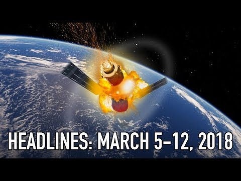 China's Out of Control Space Station Coming to a City Near You!
