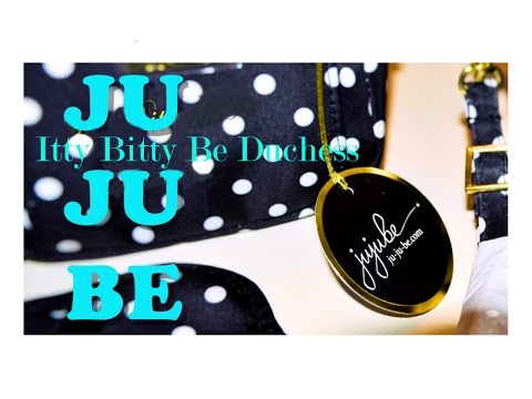 "Ju-Ju-Be Itty Bitty Be Duchess ""Unboxing"""