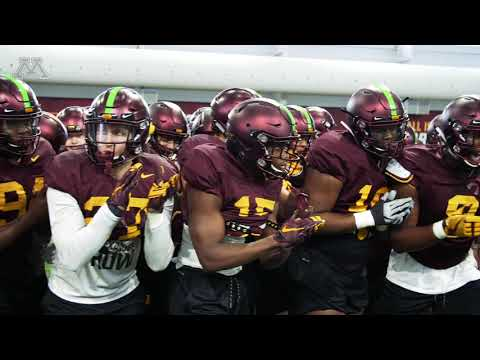Gopher Blog - Gopher Football 2019 Spring Practice: Week One Recap