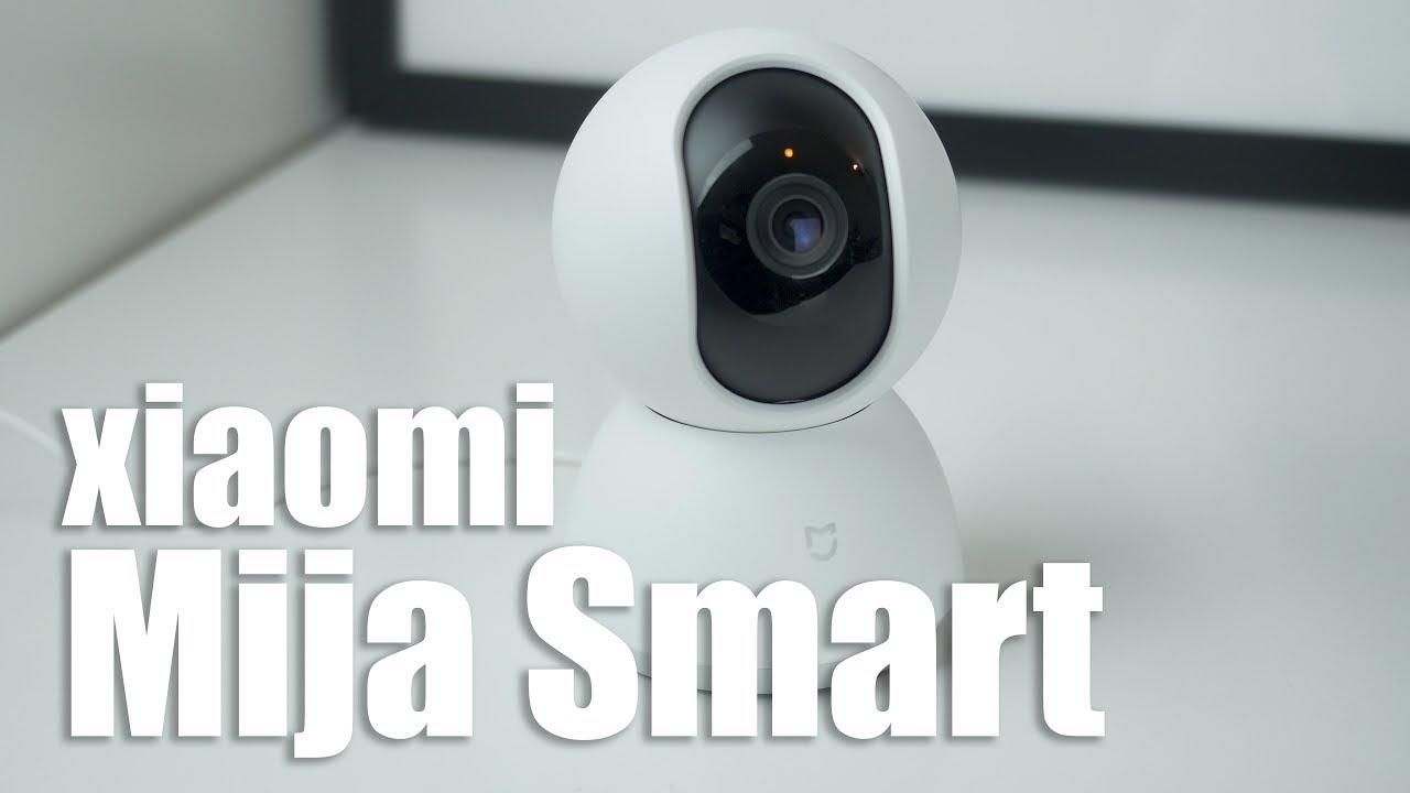 Night WiFi camera with 360 degrees rotation - Xiaomi Mija Smart Camera WiFi