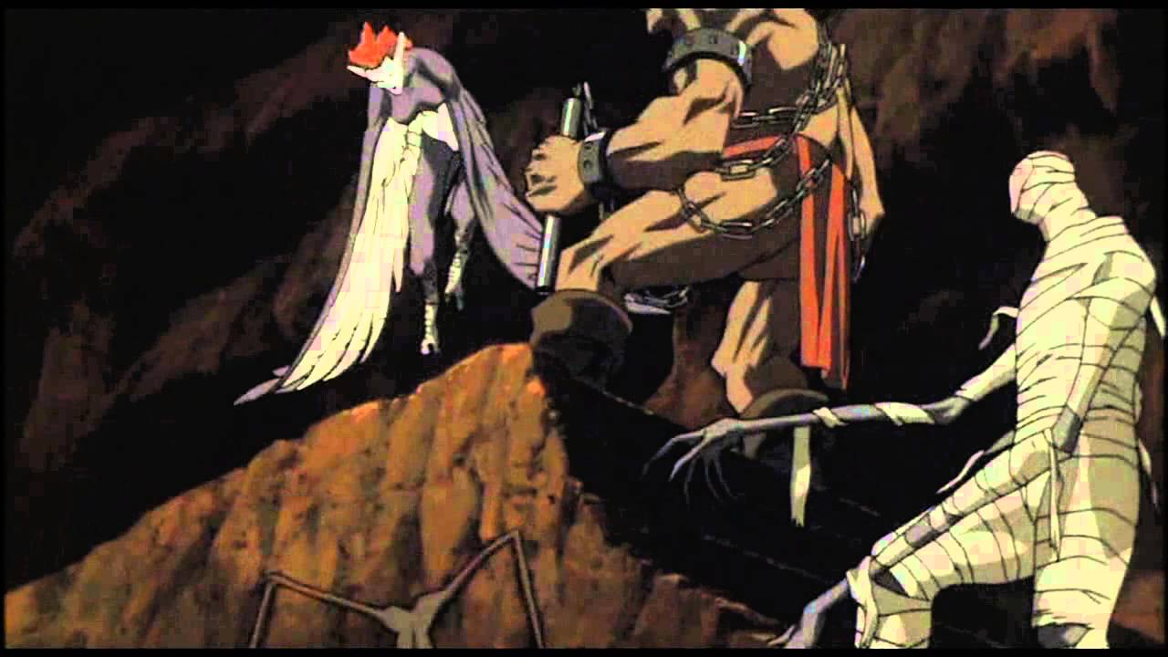 how to get started on vampire hunter d