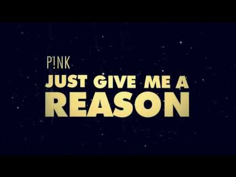 P!nk - Just Give Me A Reason HD [Official Video] + Download