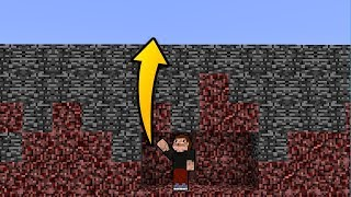 JAK WEJŚĆ NAD BEDROCK? - Minecraft Caveblock 2.0