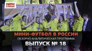Мини-футбол в России. 18 выпуск