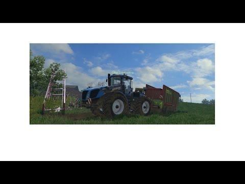 Farming Simulator 2015 | Sandy Bay | Multiplayer | Livestream
