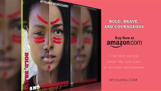 Books for teen girls---Bold Brave and Courageous