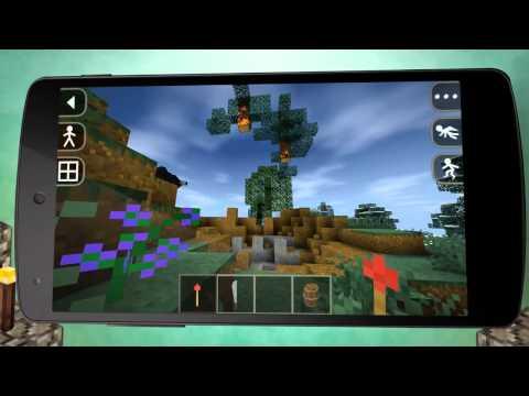 SurvivalCraft трейлер