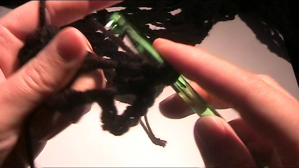 Anleitung Dreieckstuch Mit Totenkopf Häkeln 1 Youtube