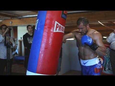 Sergey Kovalev Open Workout 7/9/15 - UCN EXCLUSIVE