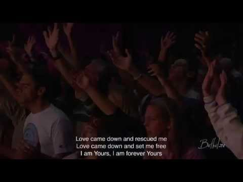Matt Stinton - Love Came Down - from a Bethel TV Worship Set