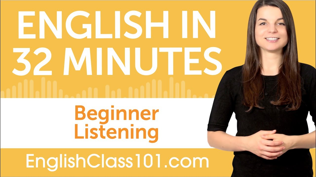 10 hours listening to English when sleeping - Level 3 Full