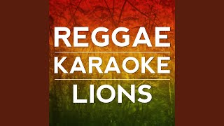 Buffalo Soldier (Karaoke Version) (Originally Performed By Bob Marley)