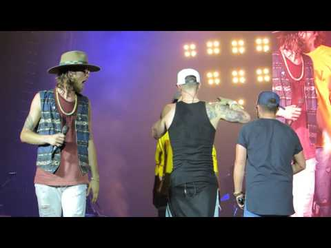 "Florida Georgia Line ""Sun Daze"" (w/Chris Lane & Ryan Hurd) @ BB&T Pavilion"