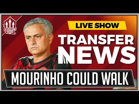 MOURINHO Under Fire! MANCHESTER UNITED Latest News