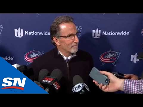 John Tortorella was extremely, disgustingly honest when asked why his star player was out