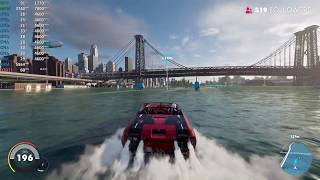 The Crew 2 4K on GeForce RTX 2080 Ti and Intel i7-9700K - Gameplay Benchmark Test