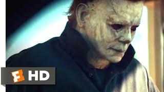 Halloween (2018) - Bathroom Bloodshed Scene (2/10) | Movieclips thumbnail