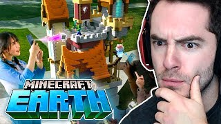 Microsoft Announced A New Minecraft Game...