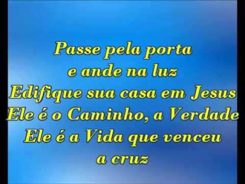 A Porta - Danielle Cristina(playback legendado)
