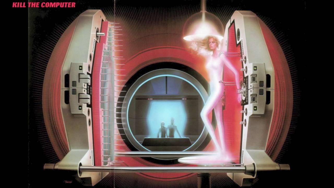 Kill The Computer - Falcon Express (New Retro Wave) #1
