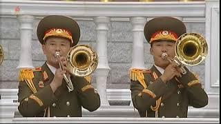 조선로동당창건 75돐경축 열병음악연주회