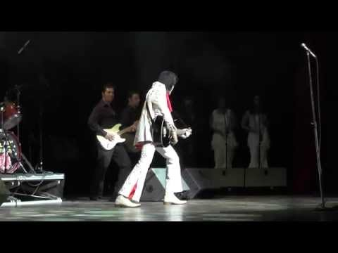 See See Rider - Elvis Tribute Live On Stage - Mark Rio