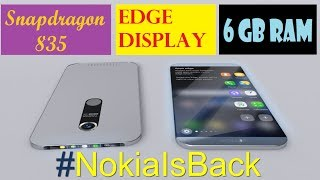 Nokia 8 Edge/Nokia Edge:- Launch Dates, Specifications, Price In India And Everything U Need 2 Know