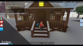 Tutorial and Advice about ice mountain ROBLOX Snow Shoveling Simulator